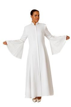 Signature Collection | Bride of Christ Robes | Tina Scott