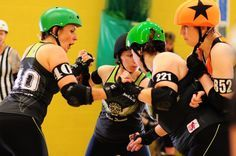 Roller derby is awesome, obvs, but are as many people enjoying the sport as there ought to be? This post is born out of an impromptu conversation with Big Cat Merv, former announcer with the Londo...