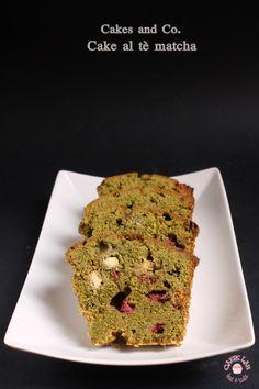 Cakes Lab Test&Taste: Cake al Thé matcha