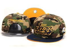 Cheap NBA Utah Jazz Snapback Hat (2) (47972) Wholesale | Wholesale NBA Snapback hats , discount cheap  $5.9 - www.hatsmalls.com