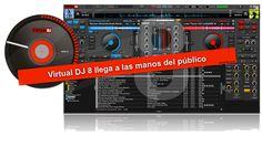 descarga Virtual DJ 8 finalmente llega al público ~ Descargar pack remix de musica gratis | La Maleta DJ gratis online