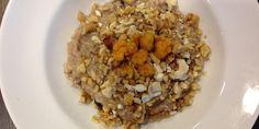 Ritan Aamuherätys Oatmeal, Grains, Rice, Breakfast, Food, The Oatmeal, Morning Coffee, Rolled Oats, Essen