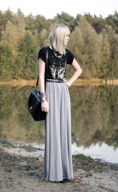 ich nähte einen rock - BEKLEIDET - Modeblog / Fashionblog Germany