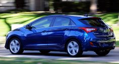 2014 Elantra GT Gets New 2.0L Engine and LED Taillights