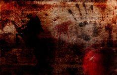 """""""Dark Brotherhood"""" by ~Poisonessity on deviantART Dark Brotherhood, Picture Boards, Elder Scrolls, Skyrim, The Darkest, Deviantart, Inspired, Painting, Tes"""