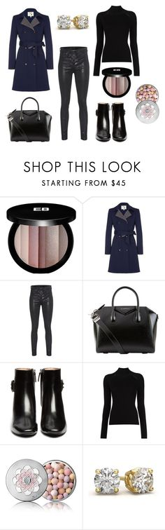 """""""Untitled #445"""" by gennijan ❤ liked on Polyvore featuring Edward Bess, Yumi, rag & bone, Givenchy, Tod's, Misha Nonoo and Guerlain"""