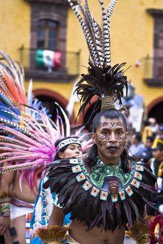 Danza de Concheros, Mexico, from Ale Ramirez' amazing Flickr!