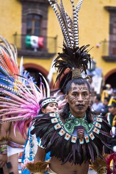 Danza de Concheros, Mexico