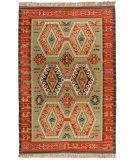 RugStudio presents Classic Home Sara Kilim Marrakesh 300-2503 Flat-Woven Area Rug