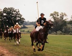 polo.  from The Thomas Crown Affair (1968).