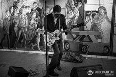 """Jam"" New York City © 2014 Harold Green."
