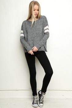 Brandy ♥ Melville   Veena Sweater - Clothing