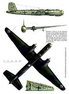 Un poderoso (y problemático) He 177