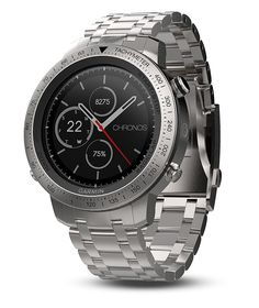 Find out why we love this Garmin Fenix Chronos. #watches #review #garmin http://graciouswatch.com/garmin-fenix-chronos/