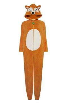 Fox Sleepsuit Onesie