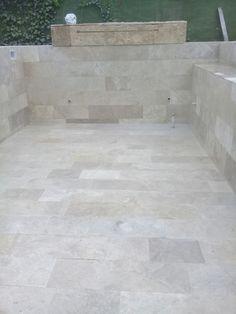 Tile Floor, Flooring, Crafts, Travertine, Manualidades, Tile Flooring, Wood Flooring, Handmade Crafts, Craft