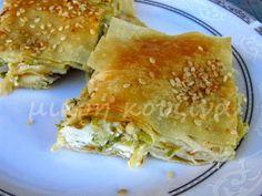μικρή κουζίνα: Κολοκυθόπιτα με έτοιμα χωριάτικα φύλλα