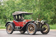 1913 American Underslung 22-B Scout Roadster
