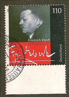 Germany Scott 2069 President Used