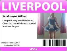 #Sissy Jayne Williams #Liverpool