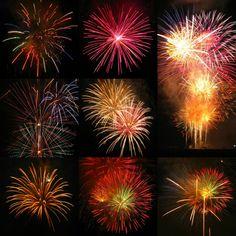 How to take Fireworks Photos