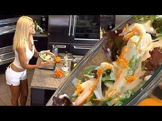 YouTube Markus Rothkranz- raw vegan chef Cara Brotman shares another healthy and delicious recipe