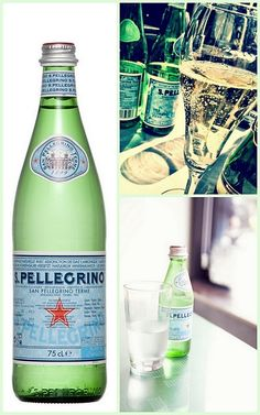 I am surprised to find San Pellegrino in nearly all good restaurants around here!! Positivelly surprized, that is!