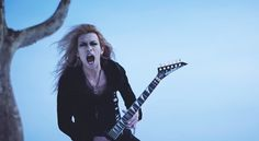 """GYZEwill release theirnew album """"NORTHERN HELL SONG"""" on March 29th!Here is the full PV to the track """"The Bloodthirsty Prince""""! See all posts about the album here! GYZE Fo…"""