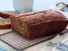 Get Banana Walnut Bread Recipe from Food Network
