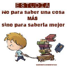 IMÁGENES EDUCATIVAS ® Fotos educativas para niños, frases educativas