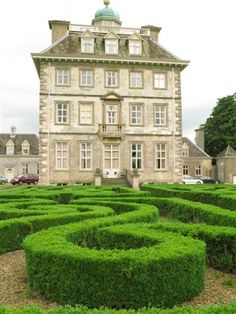 CURB APPEAL – another great example of beautiful design. Ashdown House.