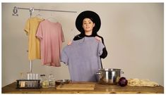 Make a pH Sensing T-Shirt with Red Cabbage Dye « Adafruit Industries – Makers, hackers, artists, designers and engineers! Red Cabbage, Engineers, Cold Shoulder Dress, Designers, Artists, How To Make, T Shirt, Dresses, Fashion