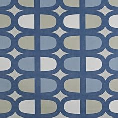 Prestigious Textiles SouthBank Docklands Denim Curtain Fabric Prestigious Textiles SouthBank Docklands Denim Curtain Fabric is beautiful with its stunning blue toned geometric style
