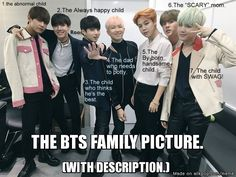 Family Picture... BTS