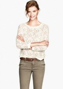 Γυναικεία ρούχα H&M Χειμώνας 2015 winter