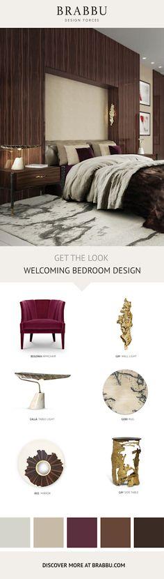 Schlafzimmer Design: ausgefallene Schlafzimmer von BRABBU Design Forces