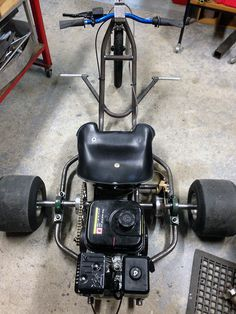 Karting, Drift Trike Frame, Drift Trike Motorized, Bicycle Engine Kit, Atv Motocross, Homemade Go Kart, Go Kart Plans, Custom Trikes, 4 Wheelers