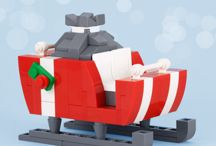 Free Lego Ornament Patterns