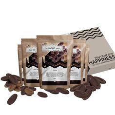AUßERGEWÖHNLICHE ZUSAMMENSTELLUNG - Schokolade aus Südamerika, Afrika, Mittelamerika, Madagaskar - Schokoladengeschenk Box, Drinks, Central America, Africa, Madagascar, Gifts For Women, Birthday, Weihnachten, Drink