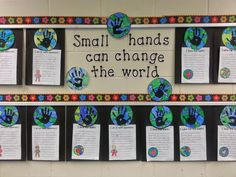 Sunny and Bright in First Grade: Earth Day!                                                                                                                                                                                 More