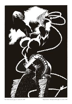 Sin City: Nancy Callahan by Frank Miller Comic Book Artists, Comic Artist, Comic Books Art, Sin City Comic, Frank Miller Art, Cyberpunk, Black And White Comics, Bd Comics, Design Poster