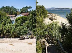 Galician Modern, Galicia, Spain | holiday homes, holiday rentals