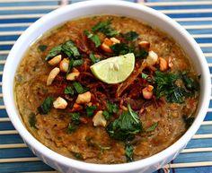 Chicken Haleem Hyderabadi style