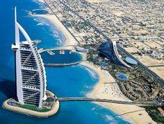 Dubai... it would be interesting