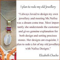 #review #nafisadesigns   #Testimonial #Customerfeedback #comment #Compliment   #Jewellery #Designer   #Salmiya   #Kuwait