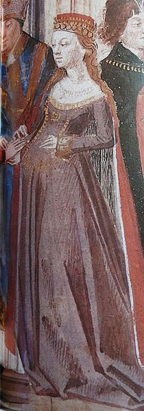 Isabella of Hainault (Valenciennes,[1] 5 April 1170 – 15 March 1190, Paris) was queen consort of France as the first wife of King Philip II of France.