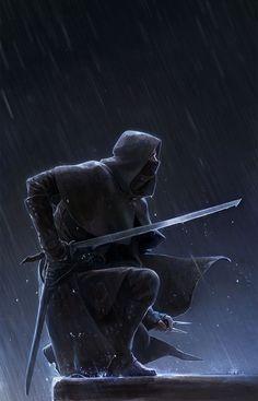 theomeganerd: Dishonored | Corvo Concept Artwork