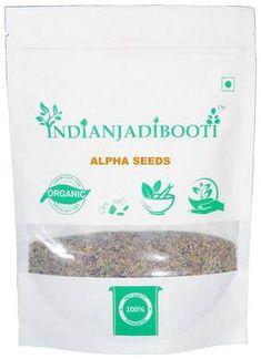 Buy indianjadibooti online @Paytmmall.com Alfalfa Seed, Herbalism, Seeds, Organic, Stuff To Buy, Herbal Medicine