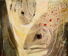 Koi Fish Drawing