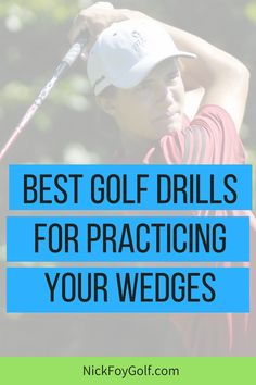 Golf School Easy golf chipping drills for wedge play. Golf Card Game, Golf Wedges, Golf Betting, Golf Chipping Tips, Dubai Golf, Golf Academy, Golf Score, Golf Practice, Golf Tips For Beginners